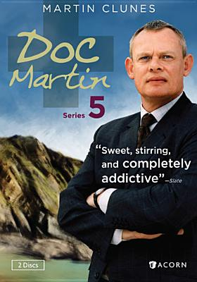 DOC MARTIN SERIES 5 BY DOC MARTIN (DVD)